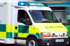 Biker seriously hurt in collision