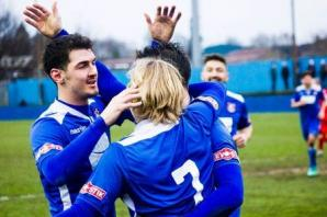 Flying Farsley Celtic have been top club for three months