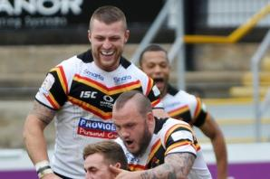 Castleford lad Clare keen to beat rivals Featherstone in Bradford Bulls opener